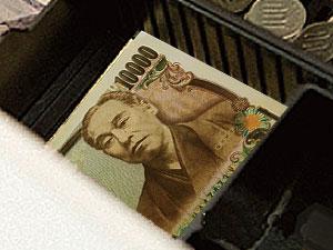 3m以上離れたレジのお札がくっきり見えます!
