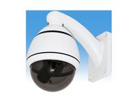 HD-SDI 220万画素低照度(スターライト)、屋外ドーム監視カメラ。楽々ズームカメラタイプ有!