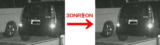 3DNR機能