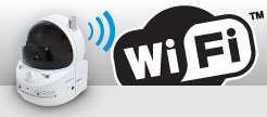 Wifi対応!