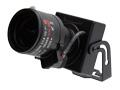 オートアイリスバリフォーカルレンズ搭載HD-SDIミニチュアカメラ