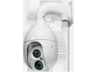 HD-SDI 屋外防滴仕様のPTZ赤外線カメラ,WTW-PDRY276