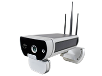 業務用 太陽光防犯カメラ WiFi ソーラー 防犯カメラ 遠隔監視システム