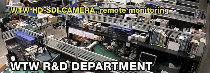 WTW CCTV product development